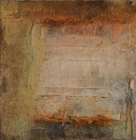 Gudrun Tischler, wonderful-ART, Künstler, artist, abstrakte Malerei, Struktur, Acrylfarben, Pigmente, Beizen