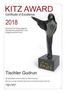 Gudrun Tischler, Künstler, wonderfulART